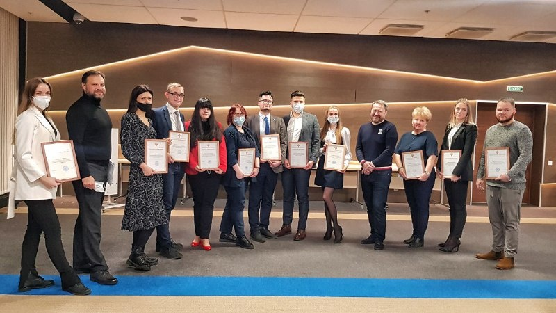 Волонтерам Петербурга вручили президентские награды
