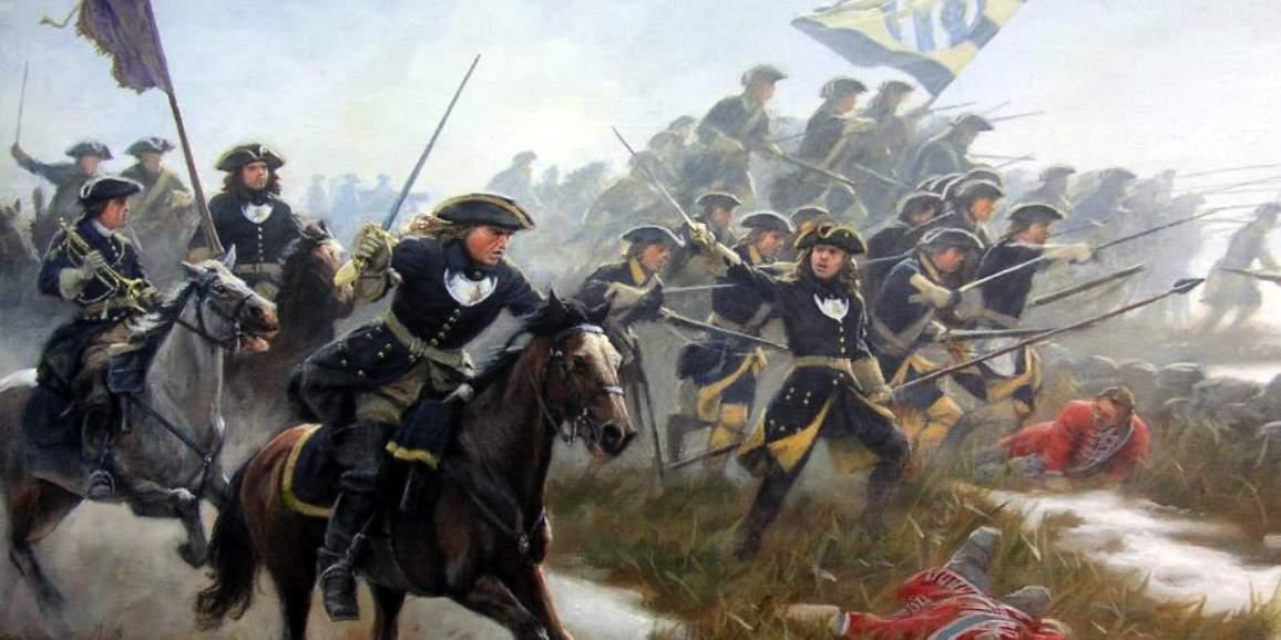 Анонс к викторине «Северная война»