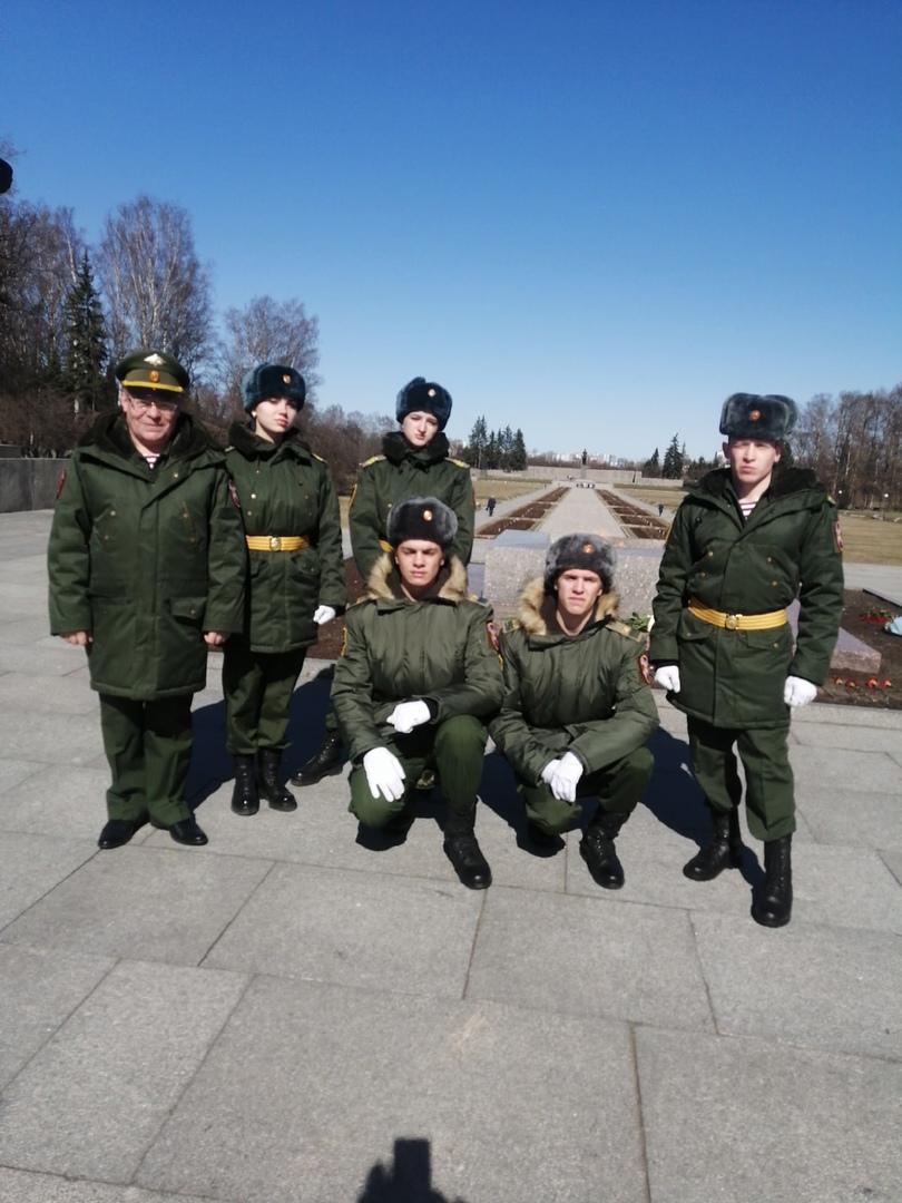 Результаты Смотра-конкурса почётных караулов