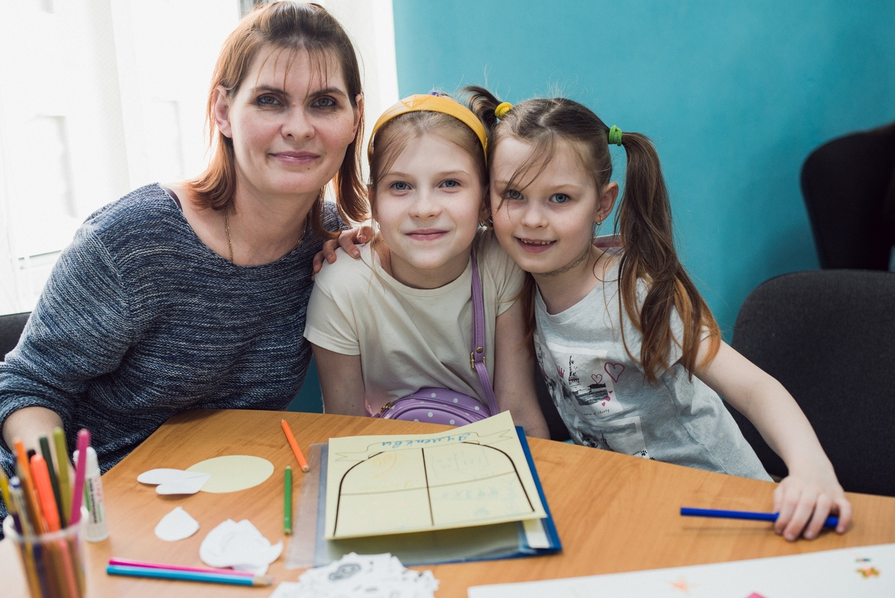 Международный день семьи вПМК «Нева»