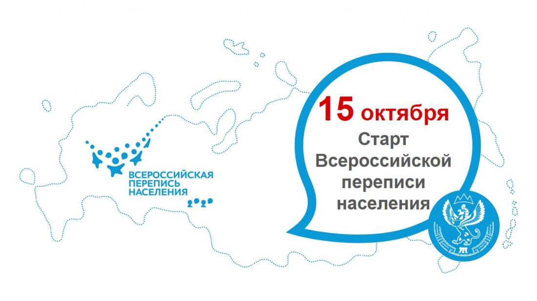 Сегодня стартовала Всероссийская перепись населения